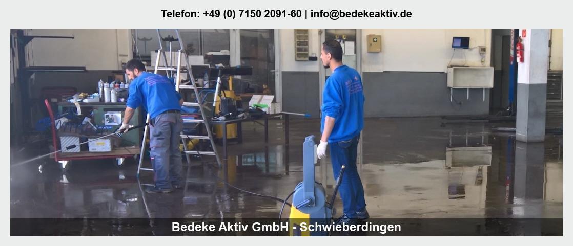 Umzüge für Siegelsbach - Bedeke Aktiv GmbH: Messiwohnung, Entrümpelung, Teppichreinigung,