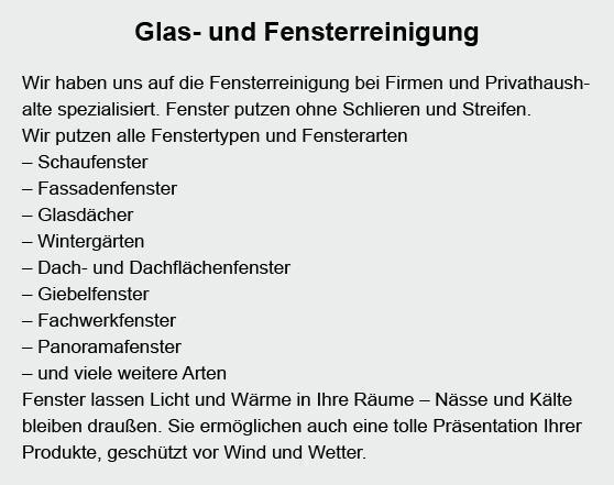 Fenster putzen in 75433 Maulbronn