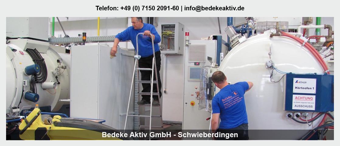 Umzüge Sulzbach (Murr) - Bedeke Aktiv GmbH: Teppichreinigung, Dachreinigung, Unterhaltsreinigung,
