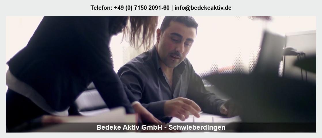 Grundreinigung für Neckarwestheim - Bedeke Aktiv GmbH: Hausmeisterservice, Fassadenreinigung, Wohnungsauflösung,