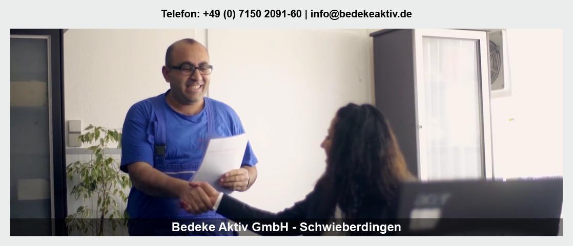 Umzüge Heilbronn - Bedeke Aktiv GmbH: Gebäudereinigung, Unterhaltsreinigung, Bauendreinigung,